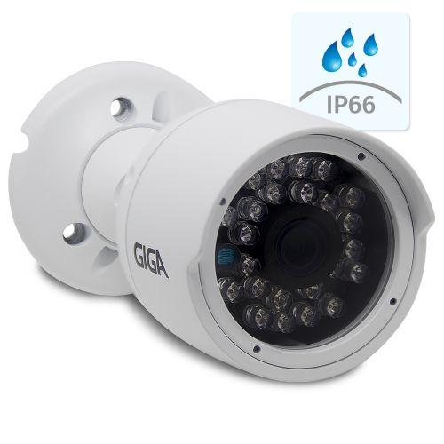 Câmera AHD 720P 2.8mm IR30 Bullet - GIGA (GSHDP30TB28)