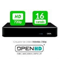 HVR 16 Canais OPEN HD - GIGA (GS16OPENHD)