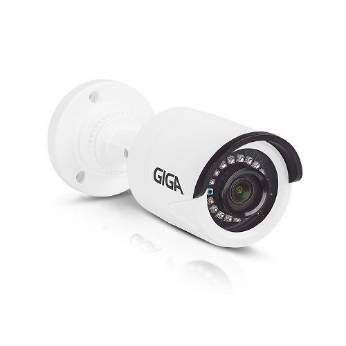 Câmera HD 720P 3.2mm IR20 Bullet Série ORION - GIGA Security (GS0018)