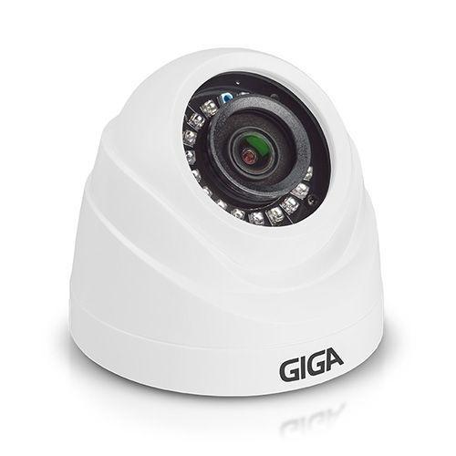 Câmera Dome IR20 3.6mm 1080P Série ORION - GIGA Security (GS0270)