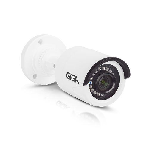 Câmera Bullet IR20 3.6mm 1080P Série ORION - GIGA Security (GS0271)