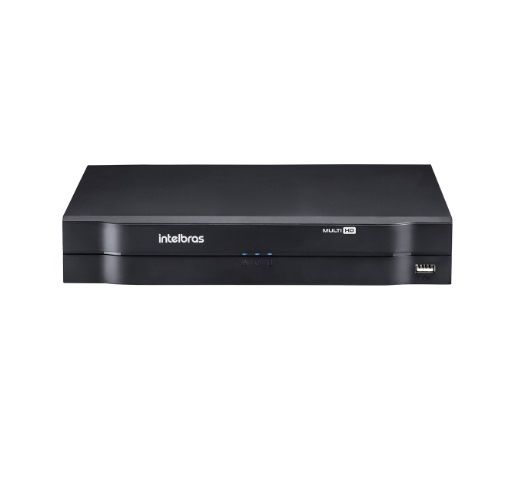 HVR 04 Canais MHDX 1104 MULTI-HD Intelbras