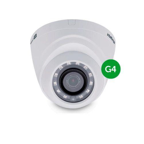 Câmera Dome IR20 2.6MM VHD 1120 D G4 Intelbras