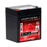 Bateria Interna Nobreak 12v / 5ah Unipower UP1250