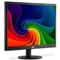 Monitor LED 21.5 AOC E2270SWN Preto 1920X1080 5ms