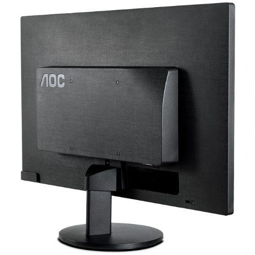 Monitor LED 21.5 AOC E2270SWN Preto 1920X1080 5ms