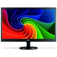 Monitor Led 23.6 AOC M2470SWD 1920 X 1080 5MS (1x VGA / 1x DVI)