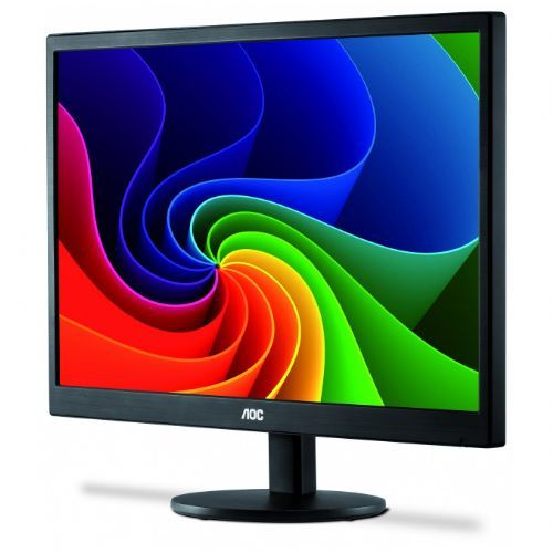 Monitor LED 15.6 AOC E1670SWU USB 1366x768 8ms ( 1x VGA )