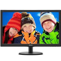 Monitor LED 21.5 Full HD Philips 223V5LHSB2 1920X1080 5MS (1xHDMI / 1xVGA / VESA)