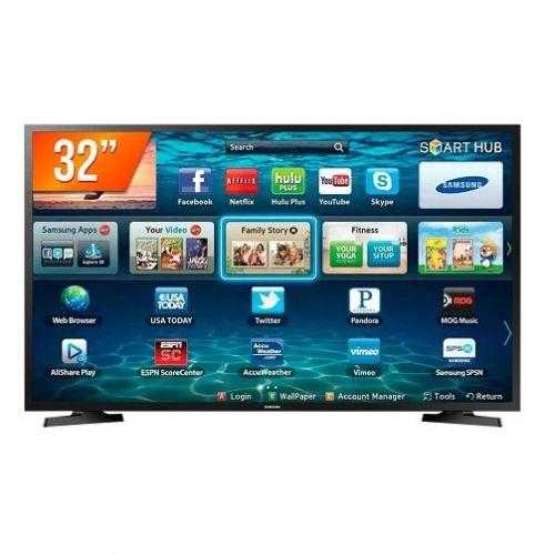 TV 32 Samsung Business Smart HDMI USB WI-FI LH32BENELGAZD