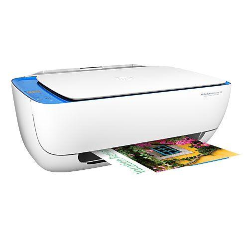 Impressora Multifuncional WI-FI HP DeskJet Ink Advantage 3636 3x1 (F5S45A)