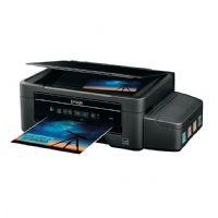 Impressora Multifuncional Epson EcoTank 3x1 WI-FI - L375