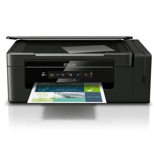 Impressora Multifuncional WIFI EPSON EcoTank L395 - 3x1
