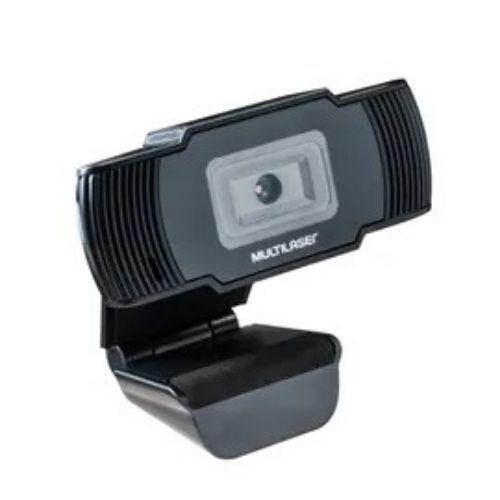 Webcam Office HD 720P USB Preta Multilaser AC339