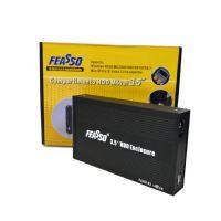 Case Externo USB 2.0 Sata 3.5 - Feasso FAHD-03