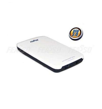 Case Externo USB 3.0 para HD/SSD 2.5 Feasso FAHD-11