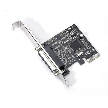 Placa PCI-Express X1 com 1 porta Paralela - Feasso