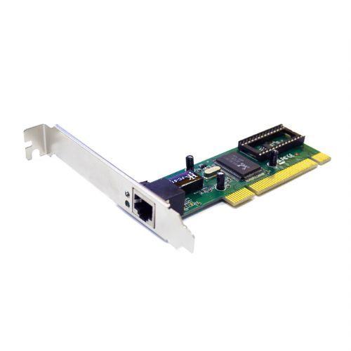 Placa de Rede PCI 10/100 Feasso FPR-01