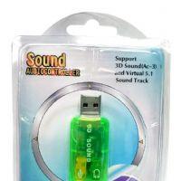 Placa de Som 5.1 USB EMPIRE 3701