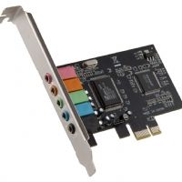 Placa de Som 5.1 PCI-EX EMPIRE 5.1 DP-65