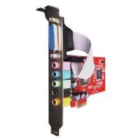 PLACA DE SOM 5.1 PCI-EX (Stock)