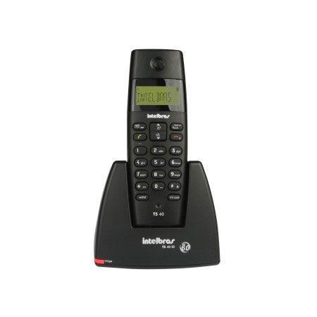 Telefone sem Fio com Identificador de Chamada 1.9GHZ - Intelbras