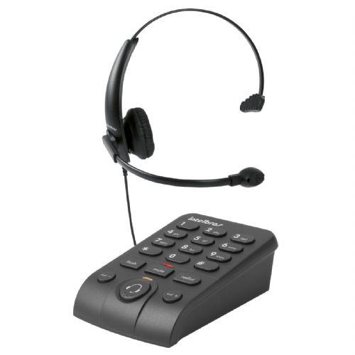 Headset HSB50 Analógico Ajustável Intelbras