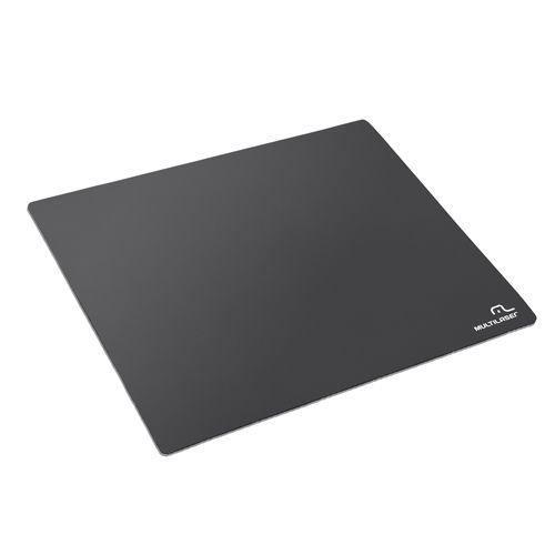 Base para Mouse Tecido Preto Multilaser AC027