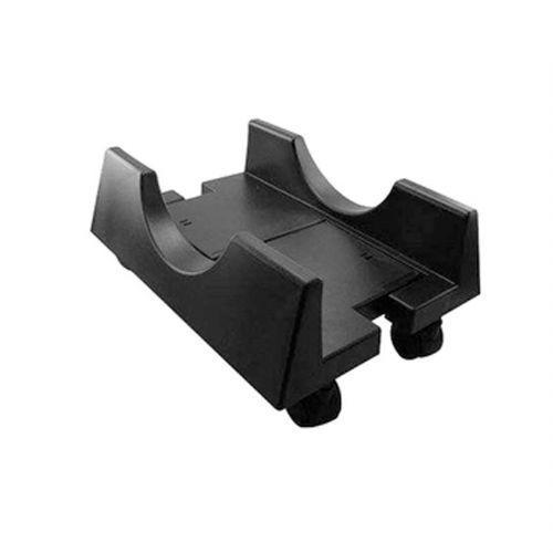 Suporte para CPU ajustável com rodas Empire (preto)
