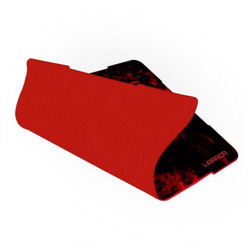Base para mouse Gamer Multilaser Warrior - Vermelho (AC286)