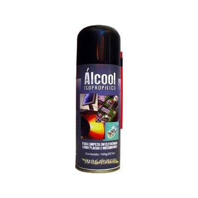 Alcool Isopropanol 99.8% 227ml Implastec