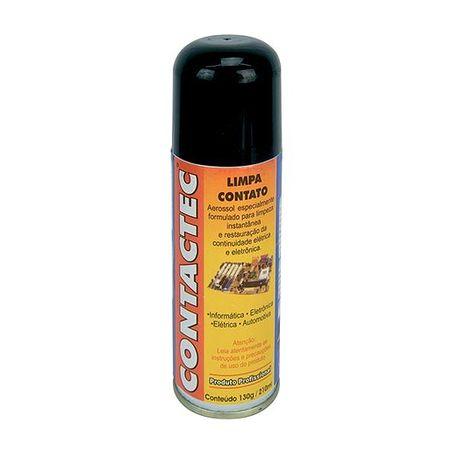 Limpa Contato Spray Contactec 130g - Implastec