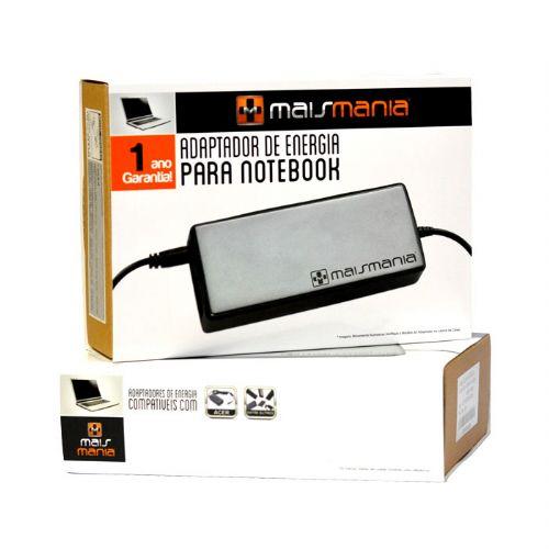 Fonte para Notebook 19v 3.42A 65W plug 5.5x1.7mm - MM479 (Compatível ACER)