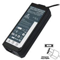 Fonte para notebook 20V 4.5A 90W plug retangular - MM668 (Compatível Lenovo)