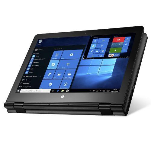 Notebook Multilaser M11W Cinza (Intel Atom / 2G RAM / Capacidade 32GB / Tela 11.6 / Windows 10)