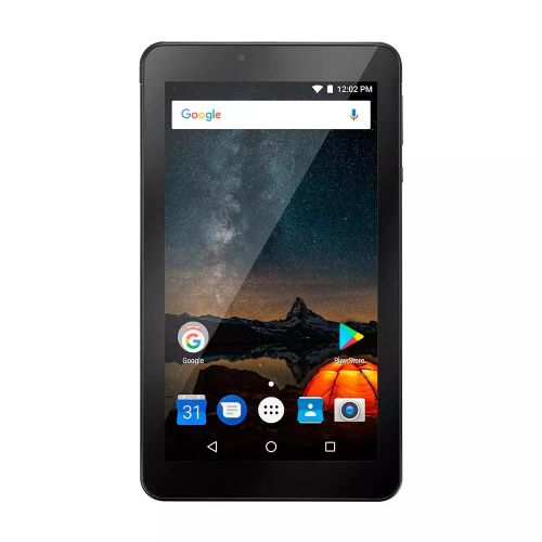 Tablet Multilaser (7 Polegadas / 8GB / WIFI / Android 7.0) M7S Plus PRETO