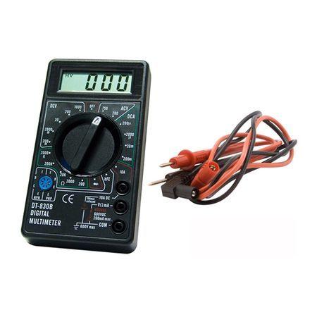 Multímetro Digital Multitoc DT-830B
