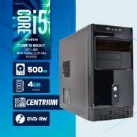 VISAGE PC BLEU I5 6600T - 245D ( CORE I5 6600T / HD 500GB / 4GB RAM / DVD-RW / MB CENTRIUM / LINUX )