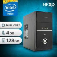 NFX PC IPX1800 - 241 SSD ( INTEL CELERON DUAL CORE / 4GB / SSD 128GB )