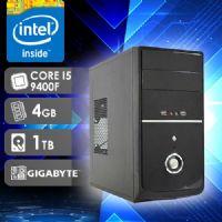NFX PC I5 9400F - 241TG ( CORE I5 9400F / HD 1TB / 4GB RAM / GT210 1GB / MB GIGABYTE )