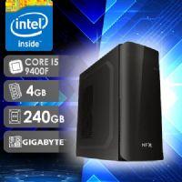 NFX PC I5 9400F - 342G SSD ( CORE I5 9400F / SSD 240GB / 4GB RAM / GT220 1GB / MB GIGABYTE )