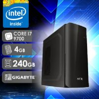 NFX PC I7 9700 - 342G SSD ( CORE I7 9700 / SSD 240GB / 4GB RAM / MB GIGABYTE )