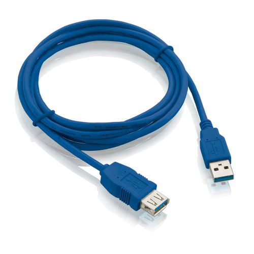 Cabo Extensor USB 3.0 A macho X A fêmea 1.80m (WI210)