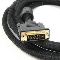 Cabo de Monitor LCD DVI 25M x DVI 25M 1,50 Metros
