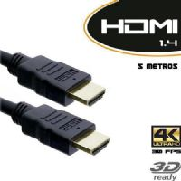 Cabo HDMI Macho X HDMI Macho 5 metros v1.4 / TV 3D (42)