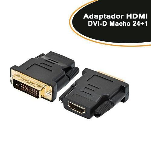 Adaptador HDMI Fêmea X DVI-D Macho 24 + 1 Empire