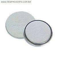 Bateria Lithium 3V CR2032 - 5 Unidades