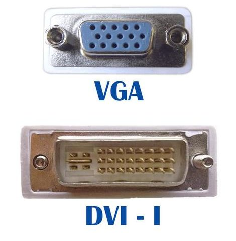 Adaptador DVI-I Macho X VGA Fêmea - Empire