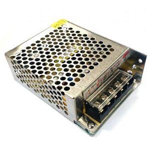 Fonte para Câmera CCD Bivolt Automático 12V - 5A