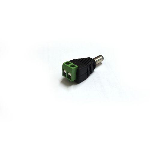 Conector P4 Macho Borne 10 Unidades